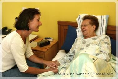 Pflegedienst: Der andere Umgang mit Menschen